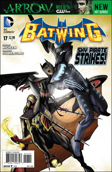 Batwing 17-A by DC