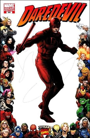 Daredevil (1964) 500-C by Marvel