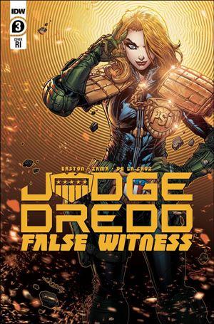Judge Dredd: False Witness 3-B