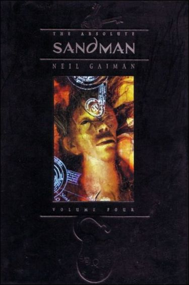 Absolute Sandman 4-A by DC