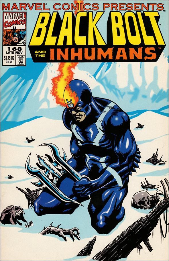 Marvel Comics Presents (1988) 168-A by Marvel