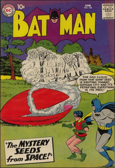 Batman (1940) 124-A by DC