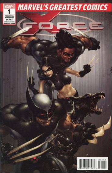 X-Force (2008) 1-E by Marvel