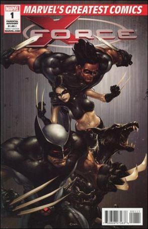 X-Force (2008) 1-E