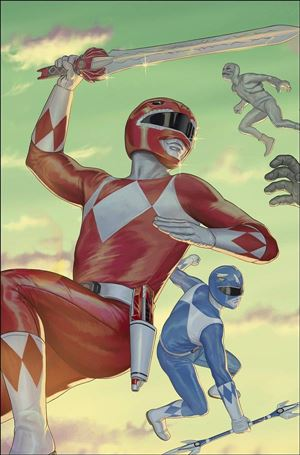 Mighty Morphin Power Rangers 14-C