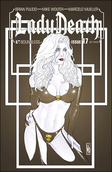 Lady Death (2010) 17-D by Boundless Comics