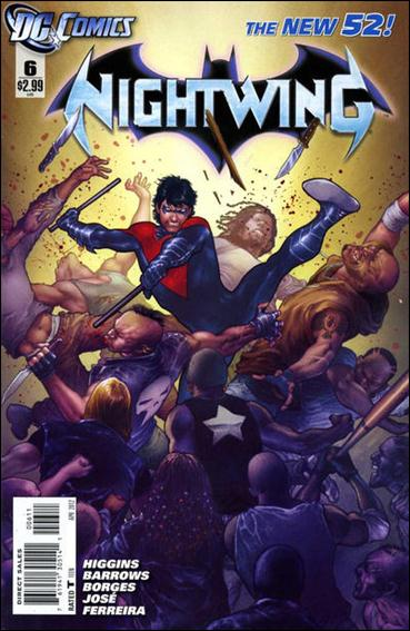 Nightwing (2011) 6-A by DC