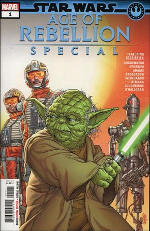Star Wars: Age of Rebellion Special 1-A