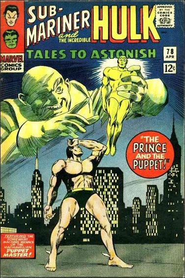 Tales to Astonish (1959) 78-A by Marvel