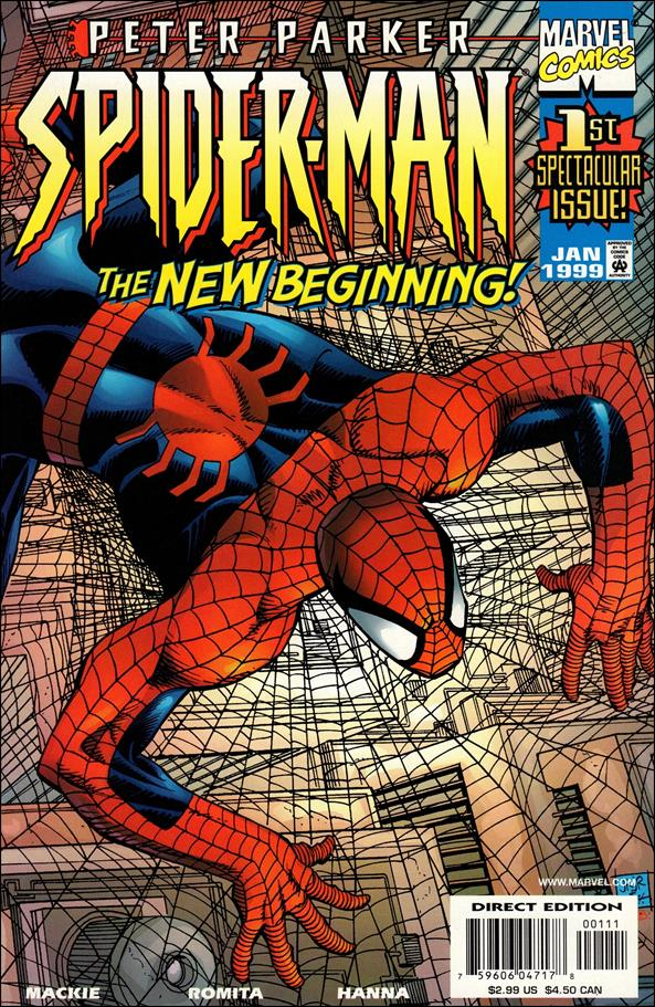 Peter Parker: Spider-Man 1-A by Marvel