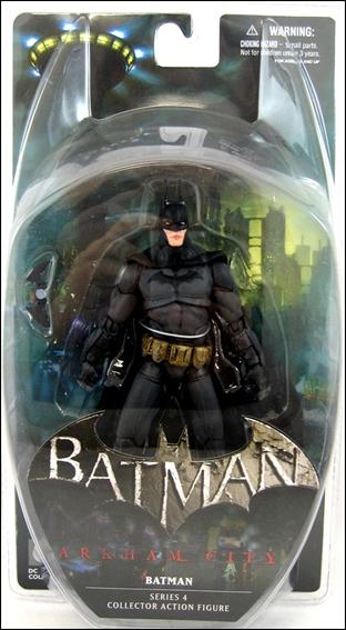 Batman: Arkham City (Series 4)  Batman by DC Collectibles
