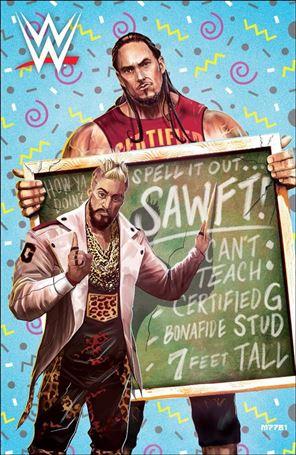 WWE 4-E