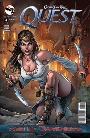 Grimm Fairy Tales Presents Quest 4-A