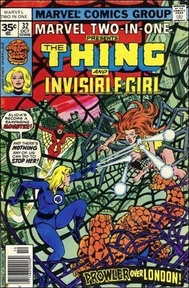 Marvel Two-in-One (1974) 32-B by Marvel