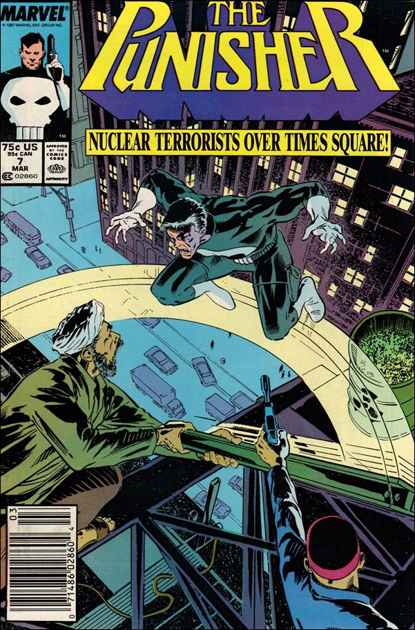 Punisher (1987) 7-A by Marvel