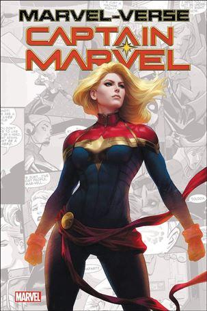 Marvel-Verse: Captain Marvel nn-A
