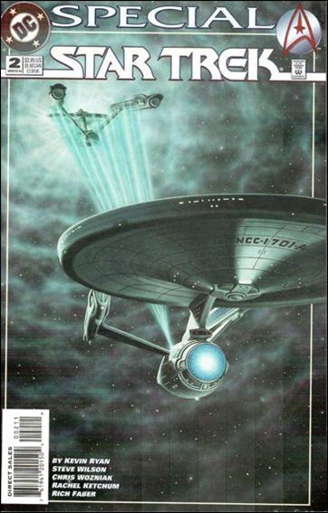 Star Trek Special (1994) 2-A by DC