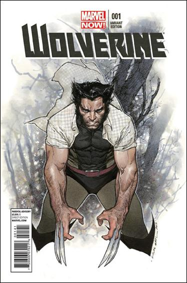 Wolverine (2013) 1-B by Marvel