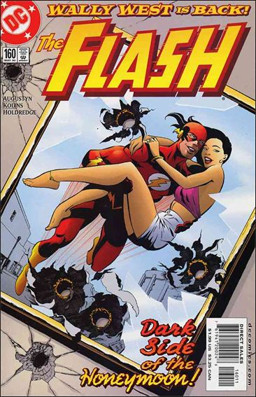 Flash (1987) 160-A by DC
