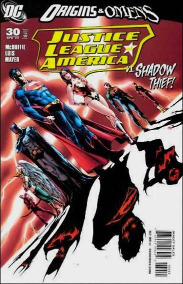 Justice League of America (2006) 30-A by DC