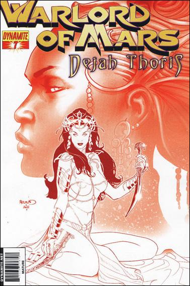 Warlord of Mars: Dejah Thoris 7-E by Dynamite Entertainment