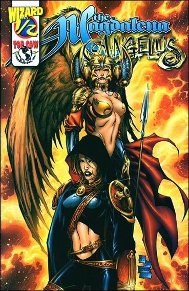 Magdalena/Angelus 1/2-A by Top Cow