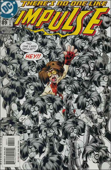Impulse (1995) 89-A by DC
