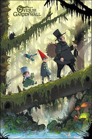 Over the Garden Wall 1-D