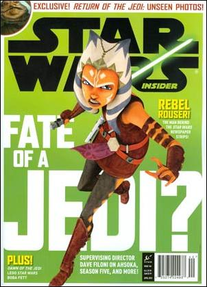 Star Wars Insider 140-A by Titan Magazines
