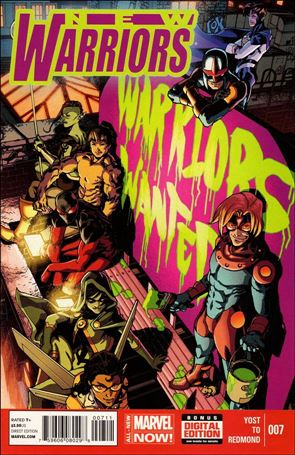 New Warriors (2014) 7-A