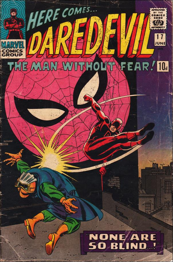 Daredevil (1964) 17-B by Marvel