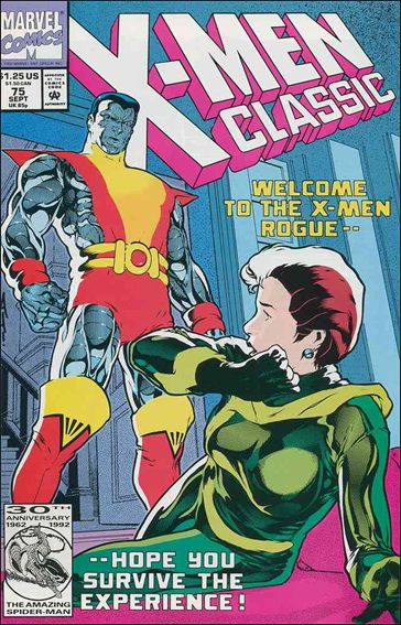 X-Men Classic 75-A by Marvel