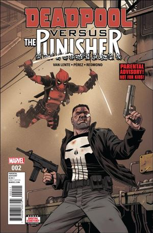Deadpool vs the Punisher 2-A
