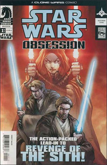 Star Wars: Obsession 1-A by Dark Horse