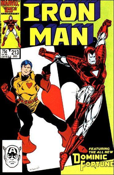 Iron Man (1968) 213-A by Marvel