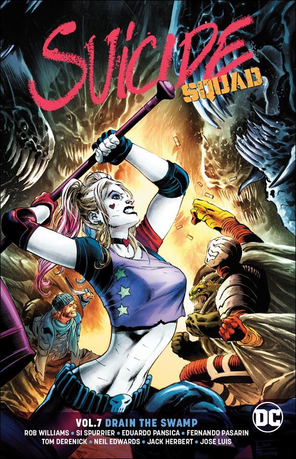 Suicide Squad (2017) 7-A by DC