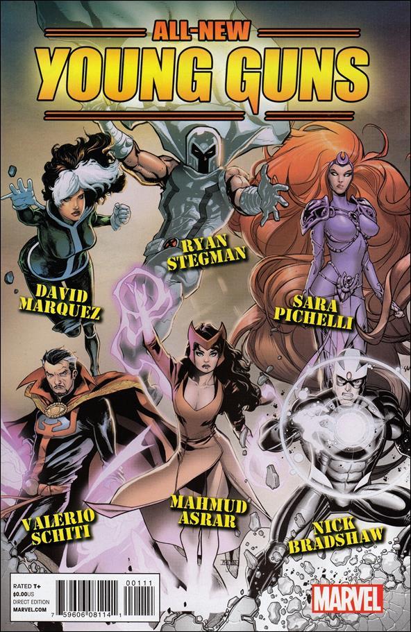 Young Guns 2014 Sampler 1-A by Marvel