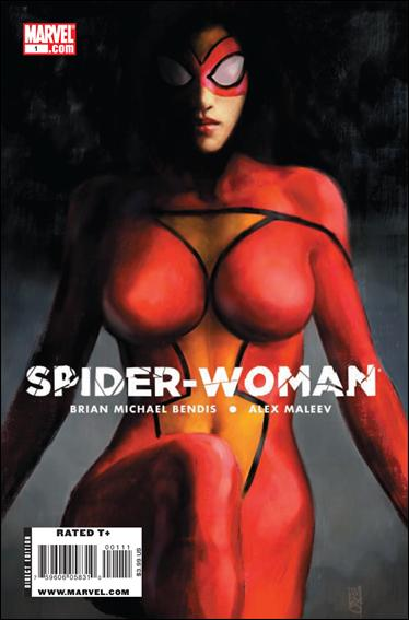 Spider-Woman (2009) 1-B by Marvel