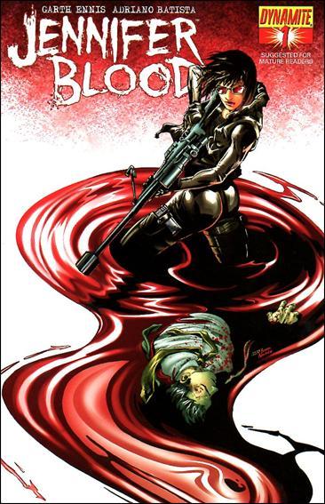 Jennifer Blood 1-B by Dynamite Entertainment