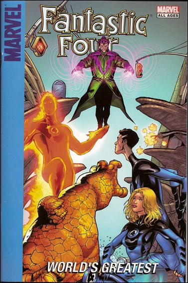 Target Fantastic Four: World's Greatest 1-A by Marvel