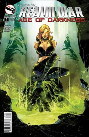 Grimm Fairy Tales Presents Realm War: Age of Darkness 4-C