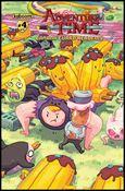Adventure Time: Banana Guard Academy 4-B