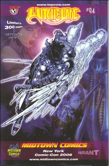 Witchblade 94-B by Top Cow