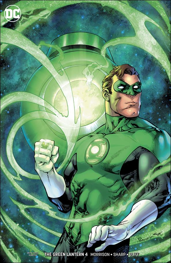 Green Lantern (2018) 4-B by DC