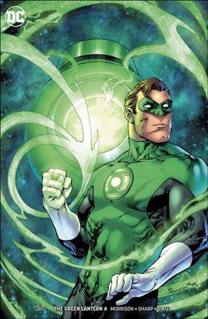 Green Lantern (2018) 4-B