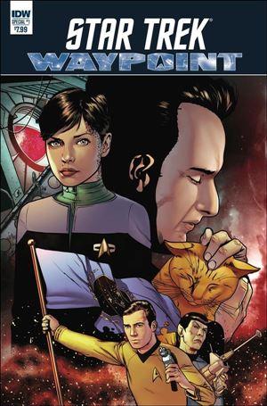 Star Trek: Waypoint Special 1-A