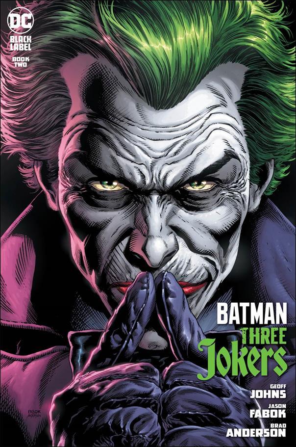 Batman: Three Jokers 2-A by DC Black Label
