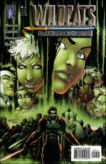 Wildcats: Nemesis 9-A by WildStorm