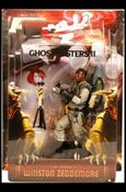 Ghostbusters: Movie Masters Winston Zeddemore with Slime Blower