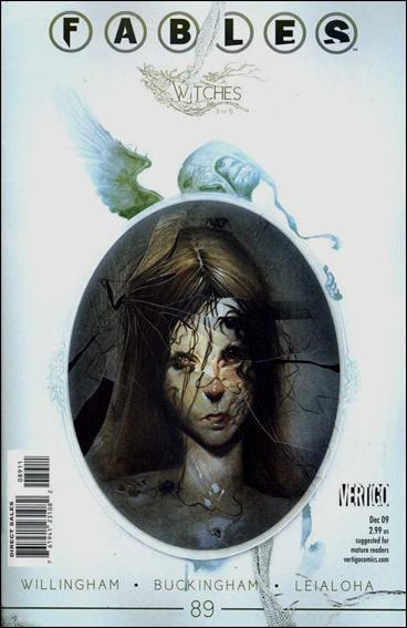 Fables 89-A by Vertigo